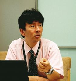 京セラミタ グローバルマーケティング本部 SCM推進部 SCM管理部 SCM管理2課 課責任者 大塚 隆寛氏