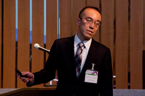 旭化成クラレメディカル 経営統括総部 情報システム部 課長 上野 公志氏