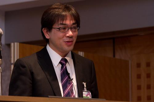 三菱自動車工業 グローバル・アフターセールス本部 サービス情報管理部 エキスパート 深谷 俊樹氏