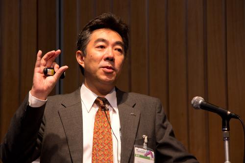 日本IBM 理事 東京基礎研究所 所長 森本 典繁氏