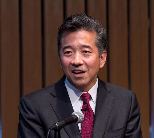 日本IBM 取締役専務執行役員 ポール 与那嶺氏