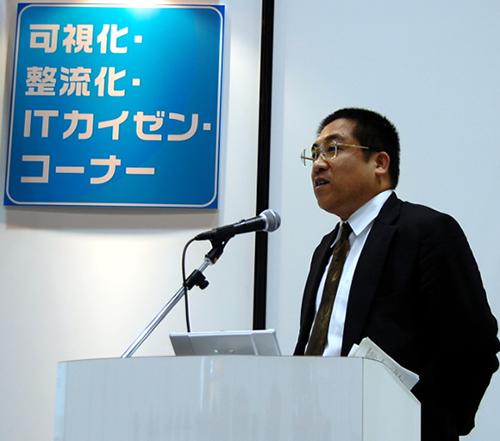 ヤンマーエネルギーシステム 企画部 企画グループ 大坪 啓二氏