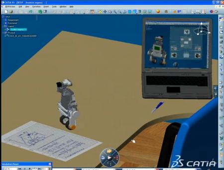 組み込みソフトウェアの制御ロジックを検証するデモ
