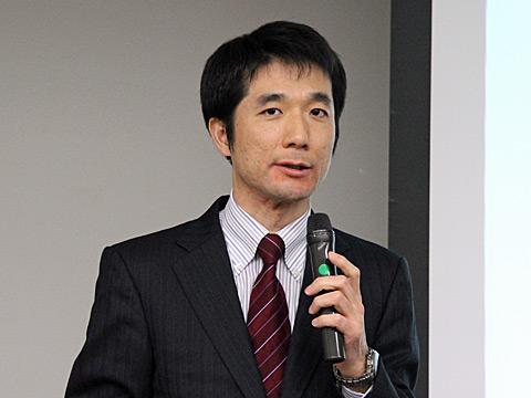 日産自動車ゼロエミッション事業本部ZEV企画グループ主管 新倉治氏