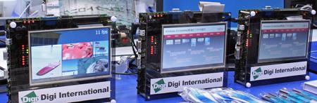 画像2 WEC7端末はディジ インターナショナルの「ConnectCore Wi-i.MX51」を用いていた