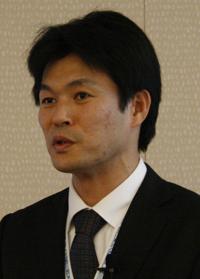 インテル 技術本部 シニアフィールドアプリケーションエンジニア 金崎 益巳氏