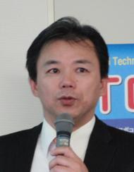 ETロボコン実行委員会 運営委員長 小林 靖英氏