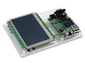 「Armadillo-440」液晶モデル開発セット