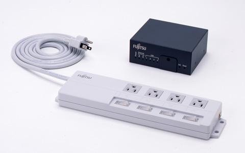 スマートコンセント FX-5204PSとゲートウェイ FX-5250GW