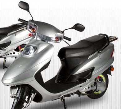 電動バイク「SEED48」