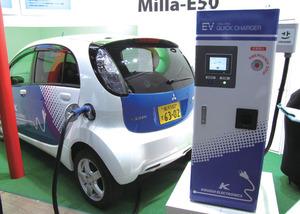 写真9菊水電子工業の「Milla-E50」