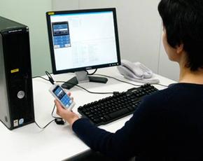 オリジナルのAndroid 端末専用ツールによる検証