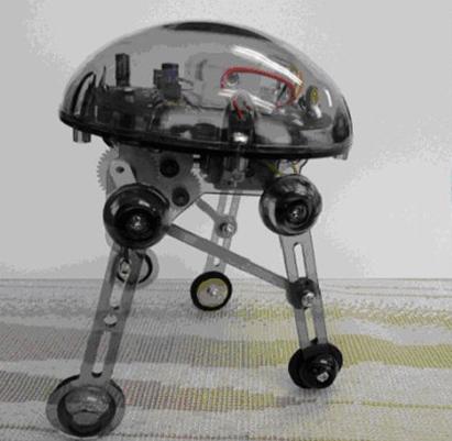 歩行ロボットの例