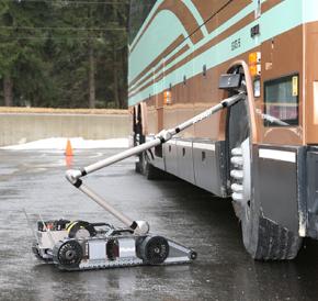 多目的作業ロボット「iRobot 510 PackBot」(7)
