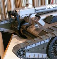 多目的作業ロボット「iRobot 510 PackBot」(3)