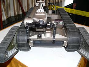 多目的作業ロボット「iRobot 510 PackBot」(2)