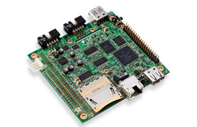 拡張バス搭載・省電力CPUボード「Armadillo-460」