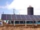 農業でも太陽電池、京セラが北海道で1MWのシステムを設置