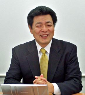 リネオソリューションズ ソリューション統括部 統括部長 小林明氏