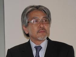 写真1 NXPセミコンダクターズジャパンの濱田裕之氏