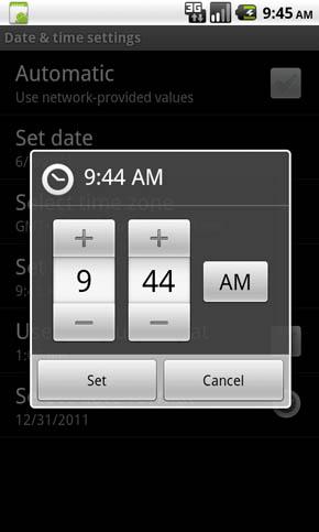 TimePickerDialogの例