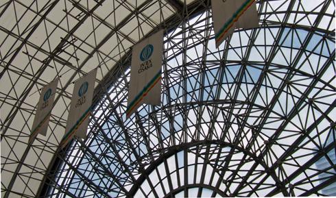 ETWest2011が行われたインテック大阪