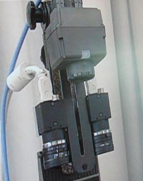 ステレオカメラと熱画像カメラ