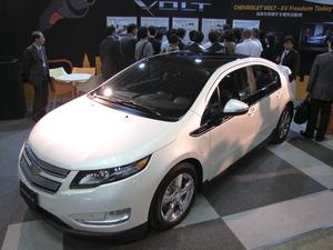 写真6GeneralMotors社の「ChevroletVolt」