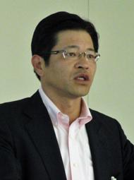 日本アイ・ビー・エム 理事 ソフトウェア事業 ラショナル事業部 事業部長 渡辺公成氏