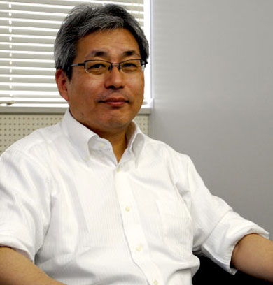 OKIデータ 経営企画室 地球環境部 部長 加藤靖幸氏