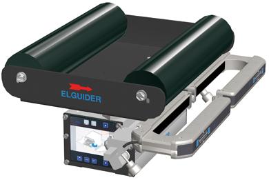 独Erhardt+Leimerのタッチスクリーン生産ライン制御パネル「RT4008」
