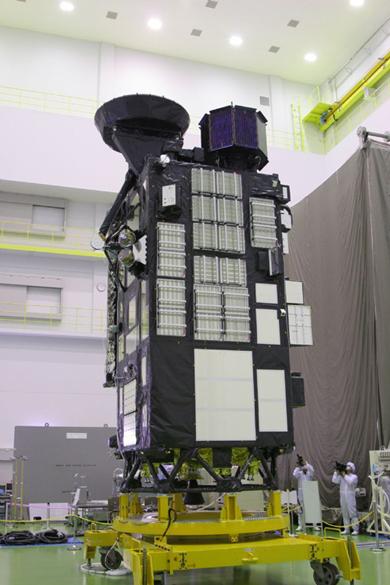 宇宙航空研究開発機構(JAXA)の「かぐや」