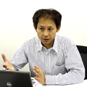 丹野清嗣氏