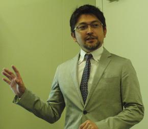 コベリティ 日本支社 ビジネスデベロップメントマネジャー 安竹由起夫氏