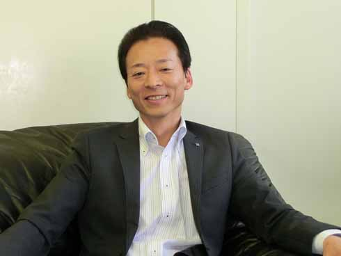 安川電機 東京管理部 広報・IRグループ長の林田歩氏