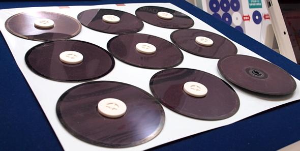 DVD型太陽電池のシステム構成