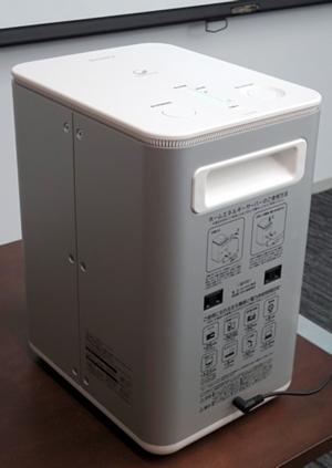 ソニーのホームエネルギーサーバー