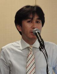 ET2011 実行委員会 委員長/横河ディジタルコンピュータ 山田敏行氏