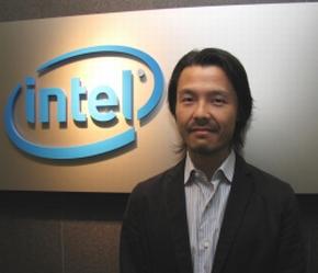 インテル株式会社 津乗学氏