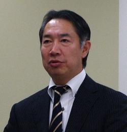 図1 シーエスアールの横山崇幸氏