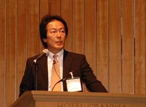 本田技研工業 未来交通システム研究室 室長/上席研究員 横山利夫氏