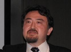 図1 トヨタ自動車の村田賢一氏