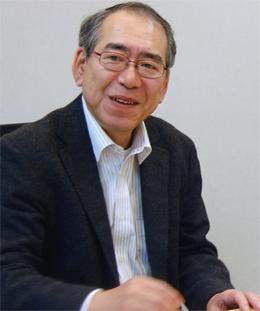 西敬二郎氏
