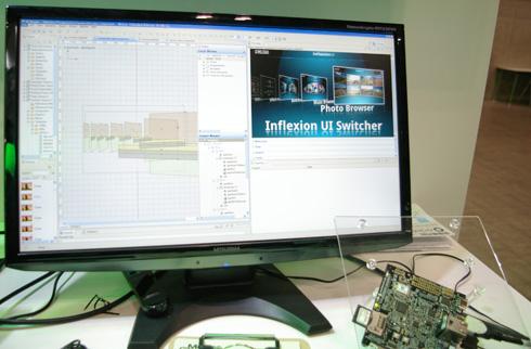 Inflexion UI