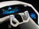 三菱、新開発の曲面対応ディスプレイシステムをコンセプトカー「EMIRAI」に搭載