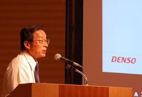 2009年度 日本科学技術連盟 品質革新賞を受賞したデンソー 本田陽広氏