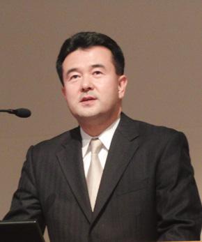 日本アルテラ 代表取締役社長 日隈寛和氏