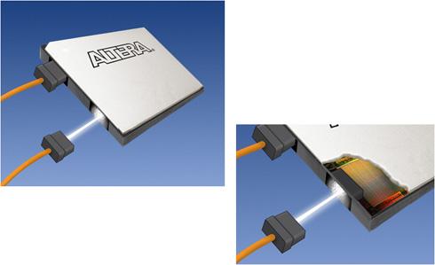 光インターコネクトFPGAのイメージ