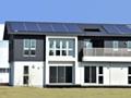 新築住宅のうち、太陽電池を導入する割合は?