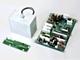 シャープがバックアップ電源キットを開発、太陽光でも充電が可能